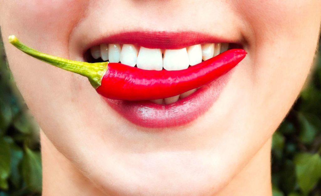 peperoncino rosso cosmetica